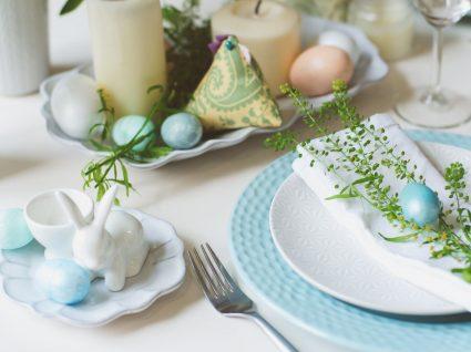 9 dicas para decorar a mesa de Páscoa e fazer um brilharete
