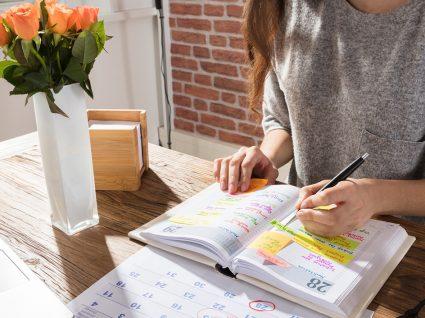 9 dicas para organizar a agenda de trabalho e ganhar tempo