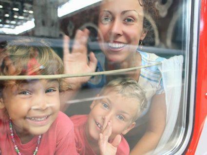 CP celebra Dia da Mãe com viagens a 2 euros por pessoa