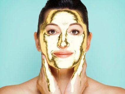 Máscara de ouro para a pele: benefícios e conselhos práticos