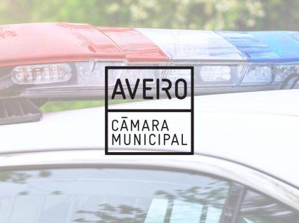 Câmara de Aveiro abriu concurso para Polícia Municipal