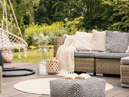 Ideias para decoração de terraço que o vão transformar num espaço único