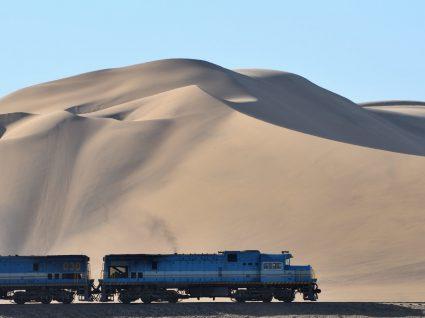 Expresso do Deserto: viagem no coração de África