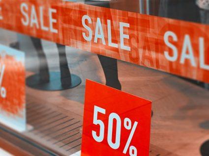 Preços em saldos não podem exceder valores cobrados nos 90 dias anteriores