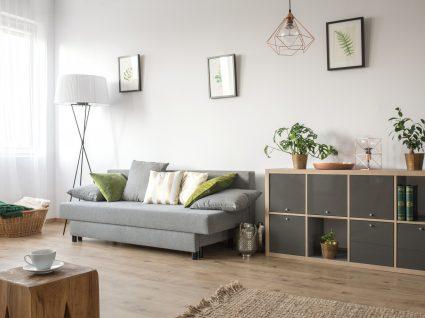 10 truques para fazer a sala parecer maior: simples e rápidos de implementar