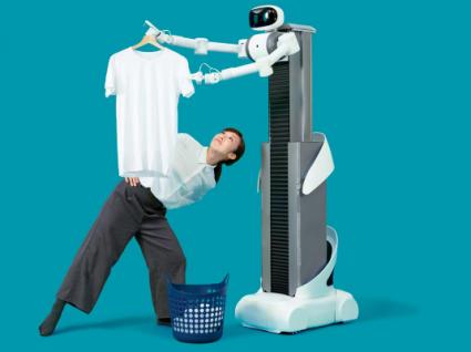 Ugo, um robot mordomo para todas as tarefas de casa