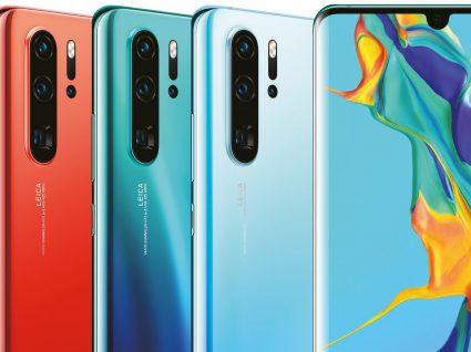 O seu smartphone vale pelo menos 100 euros na compra do Huawei P30