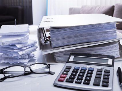 Dispensa de faturas em papel deve ser comunicada ao Fisco