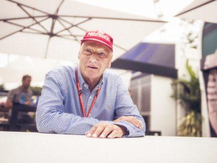 Niki Lauda, um dos maiores de sempre da Fórmula 1