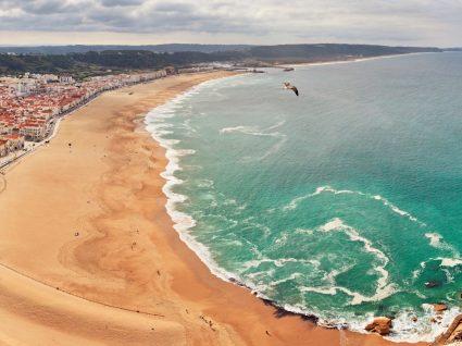 Nazaré: o Sítio, as ondas gigantes e muito mais a descobrir