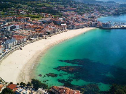 Sanxenxo: sol, praia e tapas no coração da Galiza