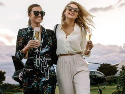 A calça feminina mais elegante do ano. Estilos de moda