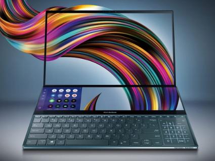 O novo computador Asus tem um ecrã duplo