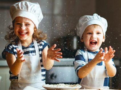 6 receitas de bolachas e biscoitos para fazer em família