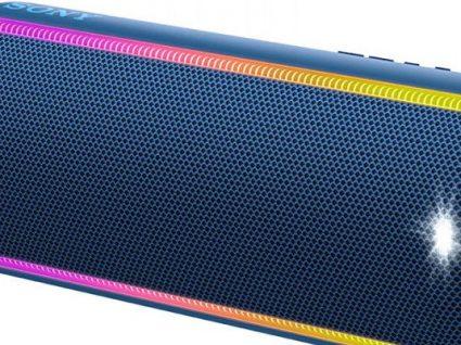 Coluna Sony XB32: o som ao vivo para festas potentes
