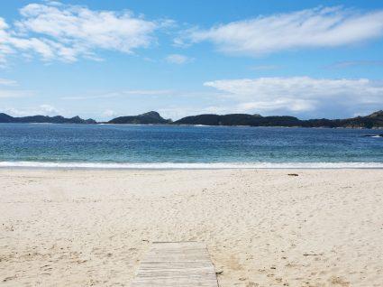 8 praias de Cangas (Vigo) para descobrir este verão