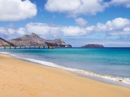 Porto Santo: conheça a ilha dourada do Atlântico