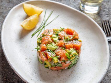 Como fazer o melhor ceviche de salmão de sempre