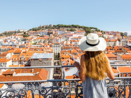 Os 8 melhores terraços para comer e beber em Lisboa