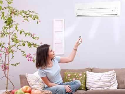 Os erros no uso do ar condicionado que deve evitar