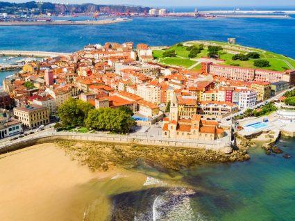 Gijón: cidade de sidra, tapas e museus
