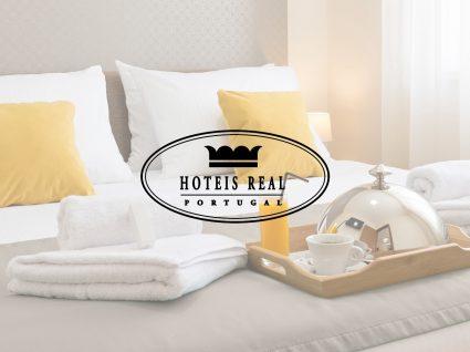 Hotéis Real com dezenas de vagas em aberto