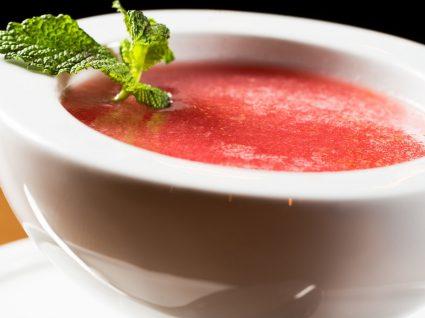 Sopa fria de melancia: receita de Verão a não perder