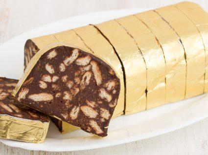Salame de chocolate: não há quem resista a esta tentação!
