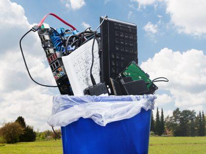Lixo eletrónico: a urgência da reciclagem digital