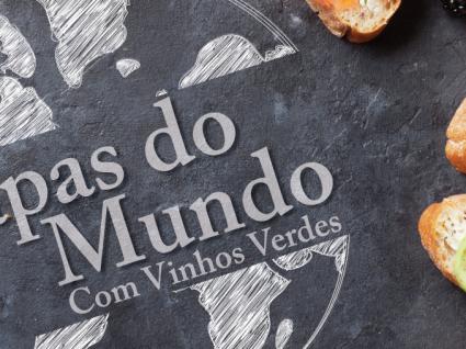 Tapas do Mundo e vinhos verdes animam fim de semana em Braga