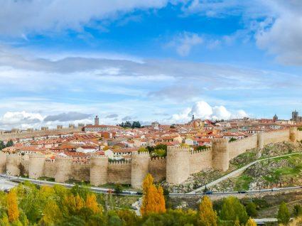 Ávila: terra santa cheia de encantos em Espanha