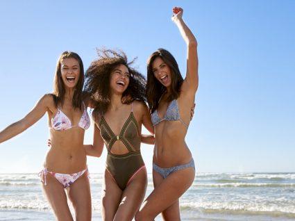 7 fatos de banho e biquínis para se sentir confiante na praia!