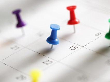 Datas de pagamento da Segurança Social em julho