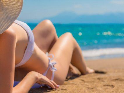 12 cuidados a ter com a pele após um dia de praia