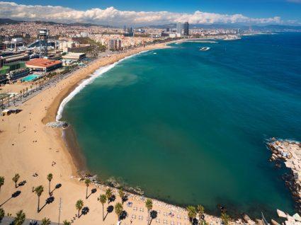 9 praias de Barcelona para banhos de sol e mar