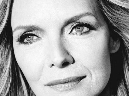 Michelle Pfeiffer lança linha de fragrâncias sustentáveis