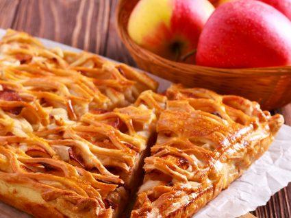 Folhados de maçã : três receitas irresistíveis