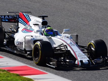 Equipa de F1 da Williams chamada a hospital para salvar vidas