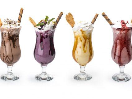Milkshakes: os seus companheiros para este verão