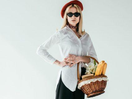 Jane Birkin popularizou as cestas. E elas estão de volta