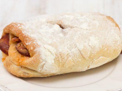 Receita de pão com chouriço: um snack impossível de resistir