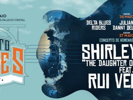 Porto Blues Fest homenageia B.B. King