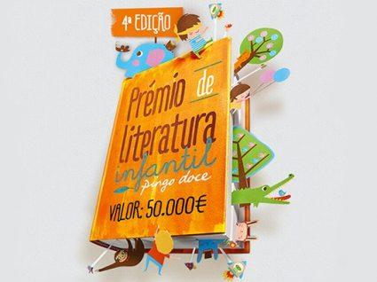 Prémio de Literatura Infantil do Pingo Doce dá 50 mil euros