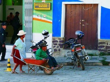Bolívia, um mundo à parte