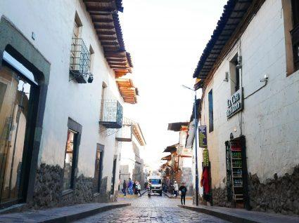 Finalmente, Cusco!