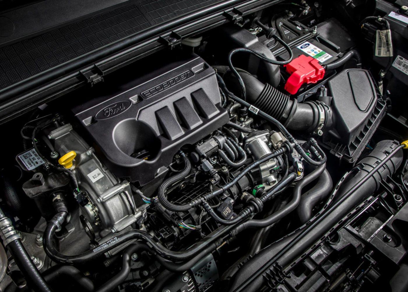 motor Novo Ford Puma