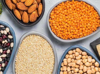 6 fontes de proteína alternativas à carne