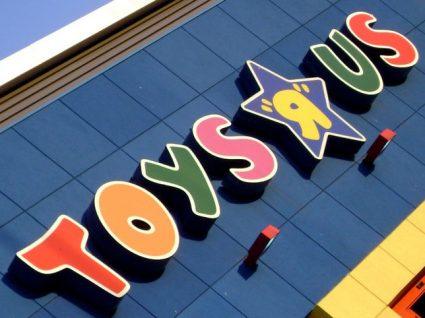 Toys 'R' Us apresenta pedido de insolvência