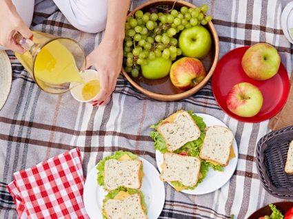 5 sugestões muito práticas de comida fria para piquenique