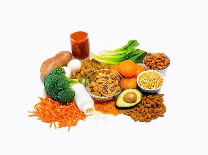 6 alimentos ricos em ácido fólico